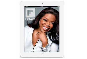 New Oprah section available on Flipboard
