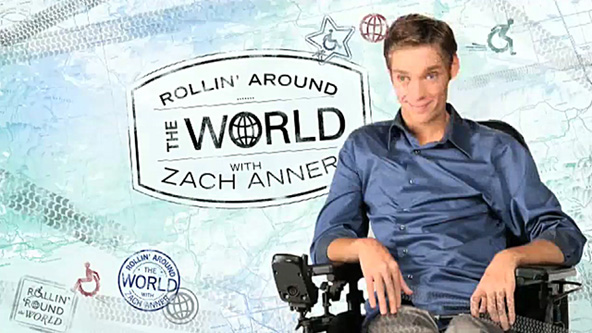 Your OWN Show Webisode Rolling Around The World With Zach - Video