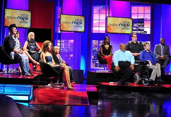 The Your OWN Show contestants