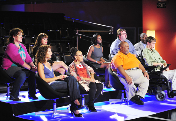 The remaining Your OWN Show contestants