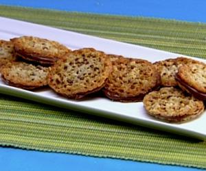 Crispy Nutella Cookies