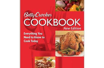 Betty Crocker 10th Edition Cookbook
