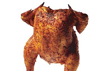 The One and Only Beer-Can Chicken