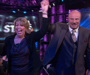 Dr. Phil McGraw and Melinda, the 52-year-old virgin