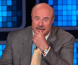Dr. Phil McGraw's All-Star Advice