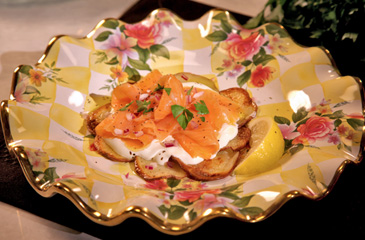 Potato Plate