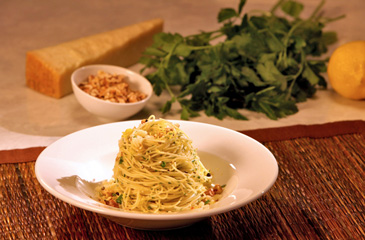 Lemon Angel Hair Pasta Recipe