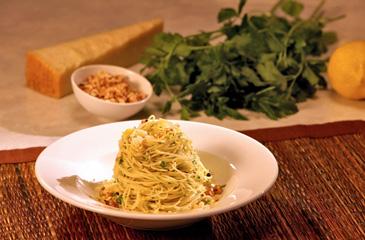 Lemon Angel Hair Pasta Recipe
