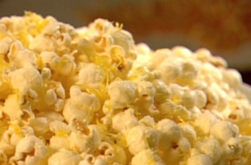 Browned Butter and Lemon Popcorn