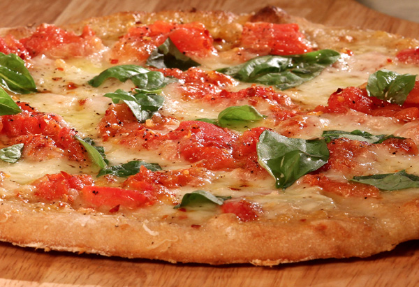 Low-Cal Pizza