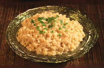Mexican Corn Risotto