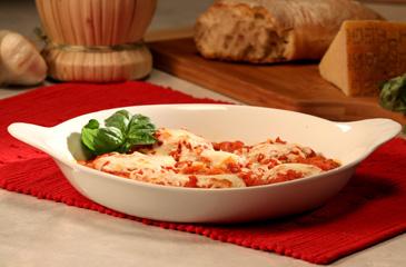 Vegetarian Chicken Parmesan