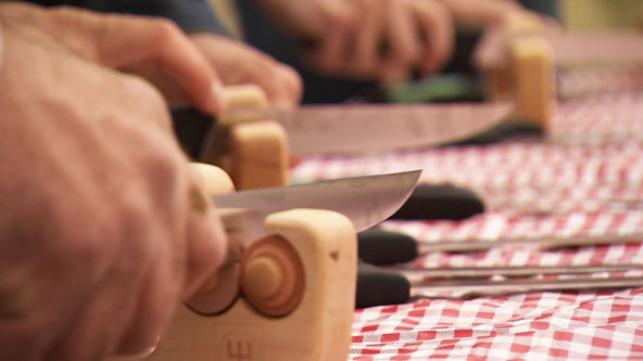 The Knife Sharpener Test