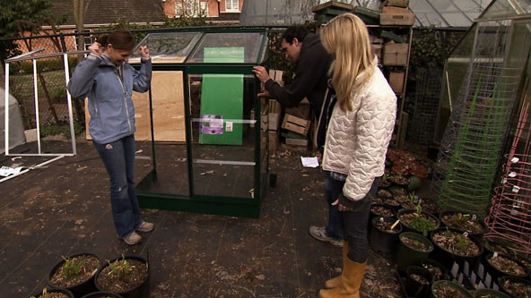 Make Your Own Greenhouse!
