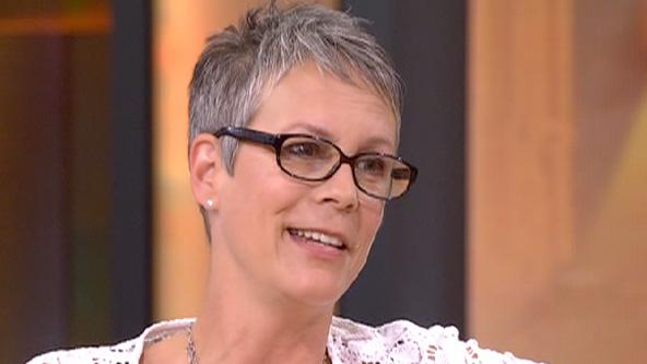 Jamie Lee Curtis Hermaphrodite Admits On Oprah