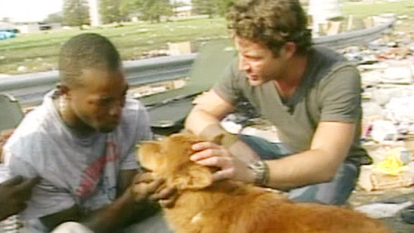 Nate's Hurricane Katrina Rescue - Video