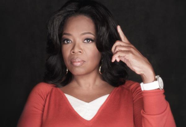 Oprah Winfrey on Master Class (c) 2010 Harpo, Inc.