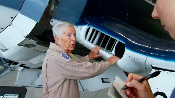Past Life: Military Aviation Museum
