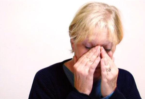 Liana Jones has severe sinus pain
