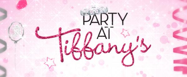 Party at Tiffany's Logo