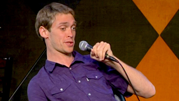 New York: A Real Stand-Up Guy