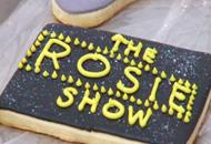 Rosie Show cookie