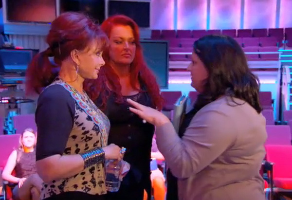 The Judds rehearse Oprah's surprise