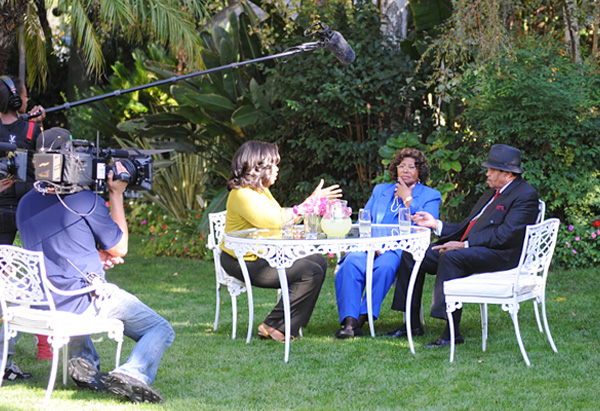 Oprah, Katherine and Joe