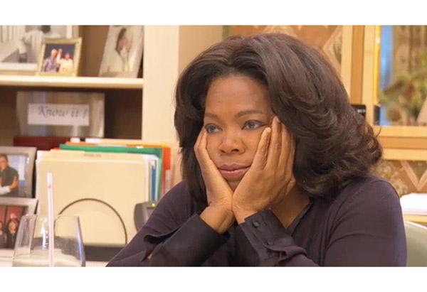 Sheri and Oprah