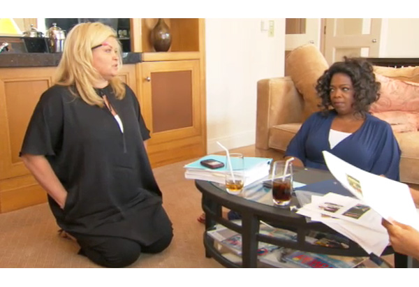 Sheri and Oprah