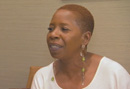 Backstage with Iyanla Vanzant