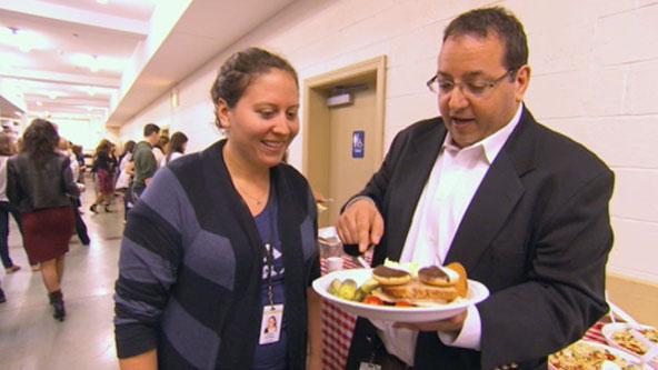 Exclusive Webisode: Lunchtime Love - Video