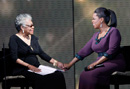 Maya Angelou's Surprise-Spectacular Slip