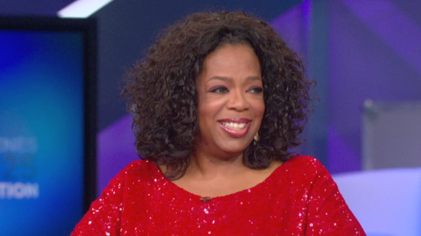 Did Oprah Sweat Her Final Show? - Video