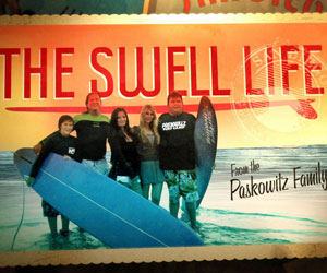 The Swell Life Logo