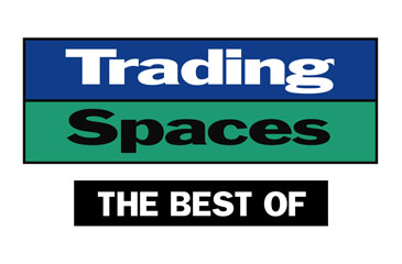 The Best of Trading Spaces Logo