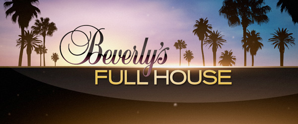 Beverly's Full House Logo