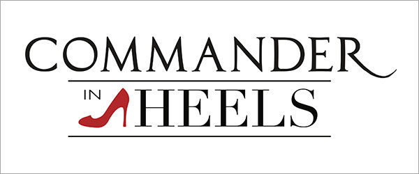 Commander in Heels logo