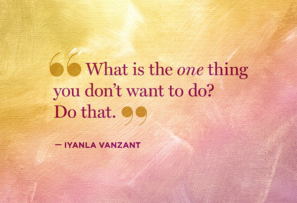Iyanla vanzant daily quotes