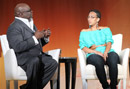 Bishop T.D. Jakes Helps a Woman Raising Her Nephew - Video
