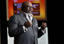 Bishop T.D. Jakes on Living with Purpose, Part 1 - Video