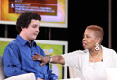 Iyanla Vanzant Helps a Child of Divorce Forgive - Video
