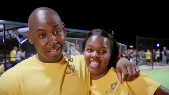 An Inspiring Evening at Lovetown's Miracle Field - Video