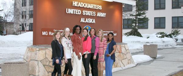 Alaska Army Wives