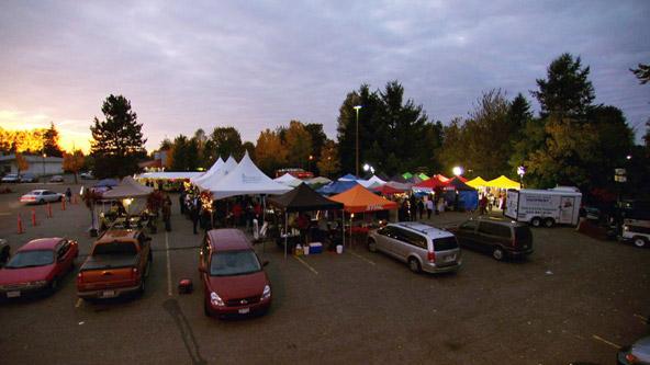 Entrepreneurial Aldergrove: The Night Market