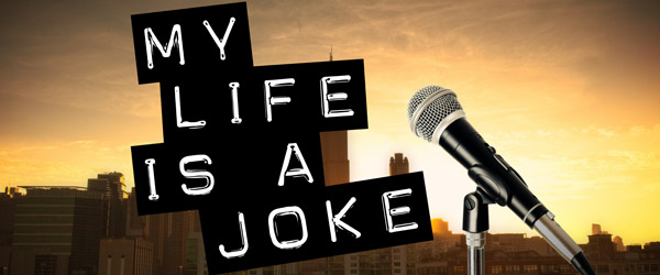 My Life Is A Joke logo