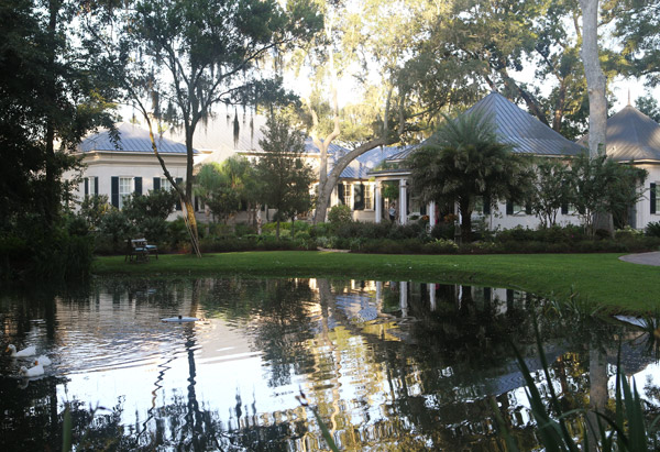 Paula Deen's home
