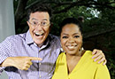 First Look: Stephen Colbert on Oprah's Next Chapter - Video