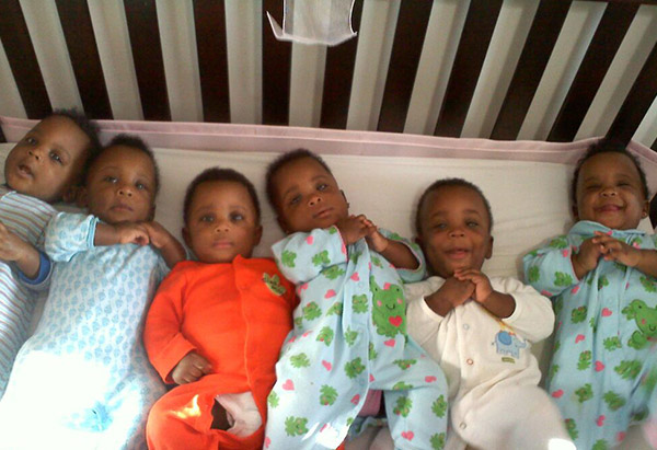 babies in crib