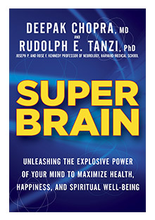 Super Brain by Deepak Chopra